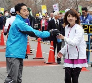 高橋尚子の結婚相手・西村孔との画像3