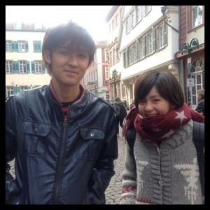 岩渕真奈と宇佐美貴史の画像1