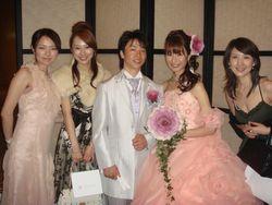 北村宏司と嫁・皆川奈美の画像1