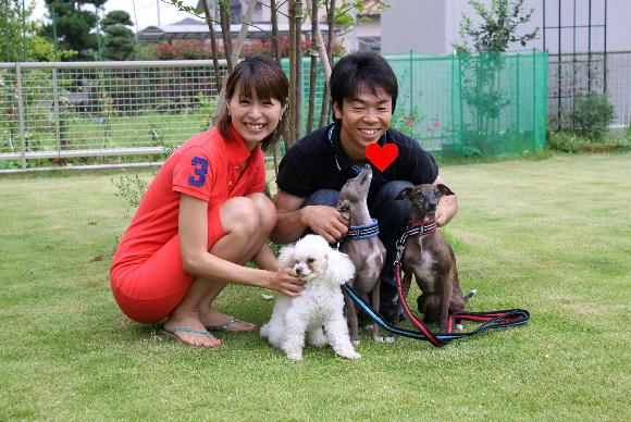 北村宏司と嫁・皆川奈美の画像4