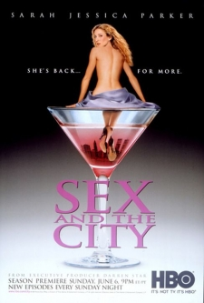 SEX AND THE CITY シーズン2