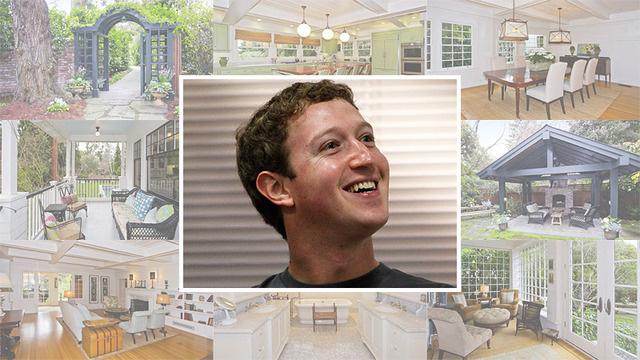 マーク・ザッカーバーグが初めて買った豪邸 26歳 110505_zucknew_front