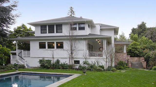 マーク・ザッカーバーグが初めて買った豪邸 26歳 20110505_zucknew1