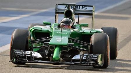 F1バーレーンテスト後半初日中間報告