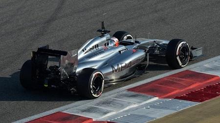 2014年F1バーレーンテスト2日目