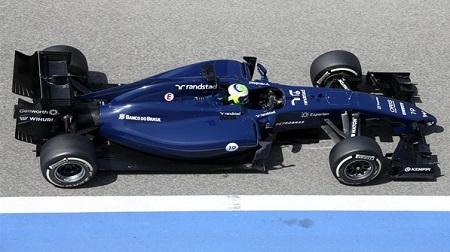 2014年F1バーレーンテスト3日目