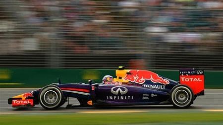 F1 開幕戦 オーストラリア予選:大健闘のリカルド