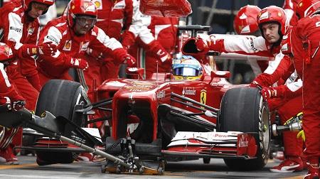 F1好きにありがちな事