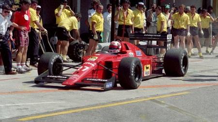 フェラーリ640の前例はレッドブルに!?