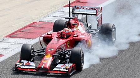 フェラーリはメルセデス以下のパワー