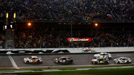 NASCAR 2014 スプリントカップ 開幕戦 デイトナ500 結果