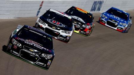 NASCAR 2014 スプリントカップ 第3戦 ラスベガス 結果