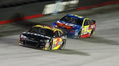 NASCAR 2014 スプリントカップ 第4戦 ブリストル 結果