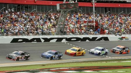 NASCAR 2014 スプリントカップ 第18戦 デイトナ 結果