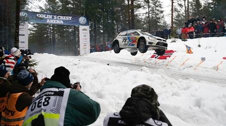 2014 WRC 第2戦 スウェーデン 結果