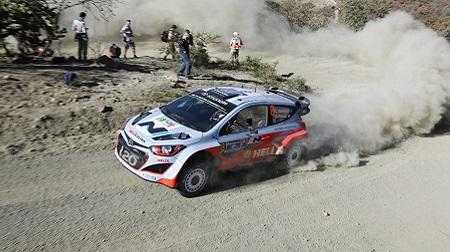 2014 WRC 第3戦 メキシコ 結果