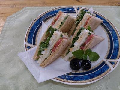 8 15 サンドイッチ