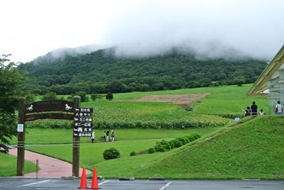 8 16 蒜山 景色