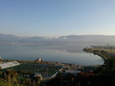 10 17 諏訪湖1