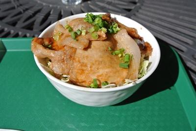 10 17 アウトレット 豚丼