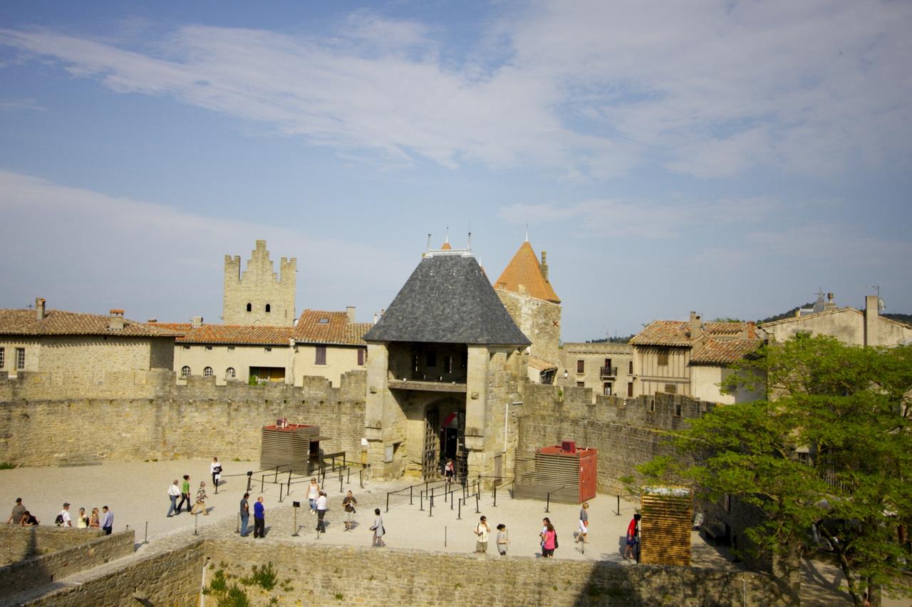 カルカッソンヌ(Carcassonne)