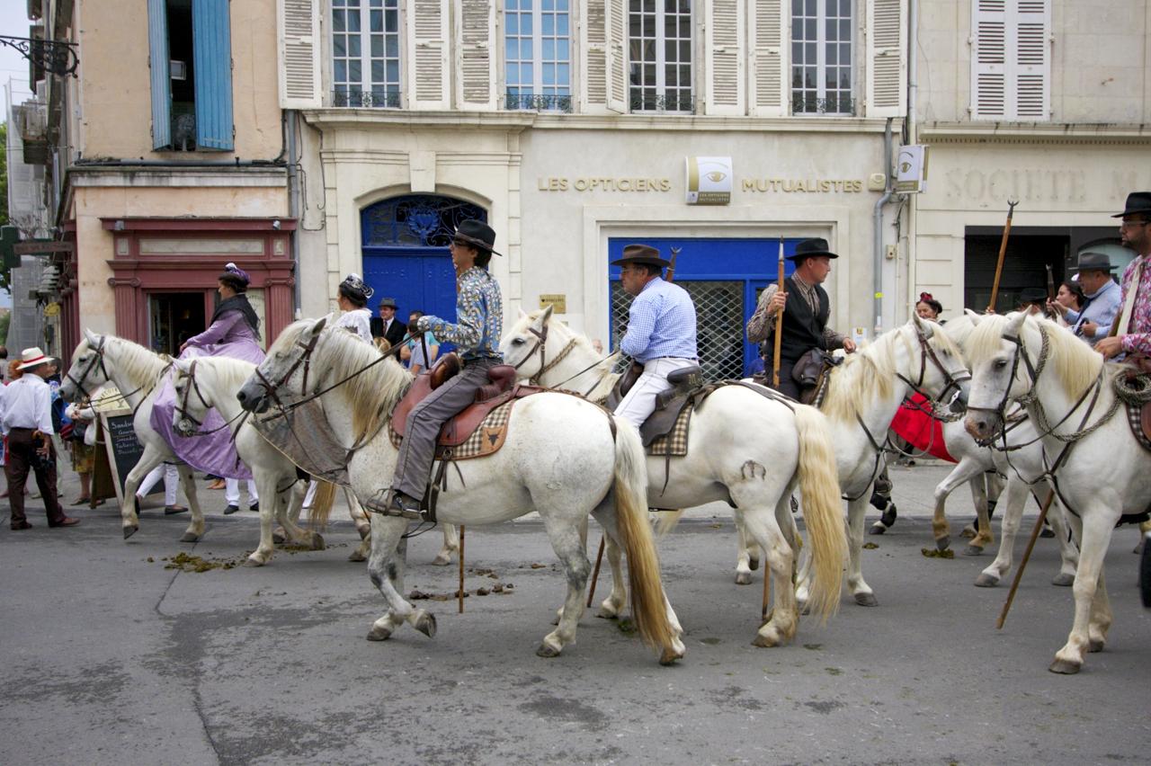 アルル衣装祭(Arles, La Fête du Costume)