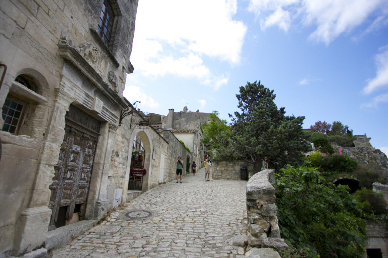 レ・ボー・ド・プロヴァンス(Les-Baux-de-Provance)