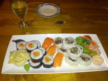 a chan sushi