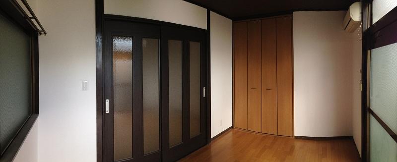 トゥーリーブスマヤの303号室洋室