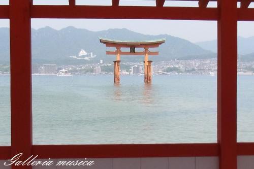 厳島神社0