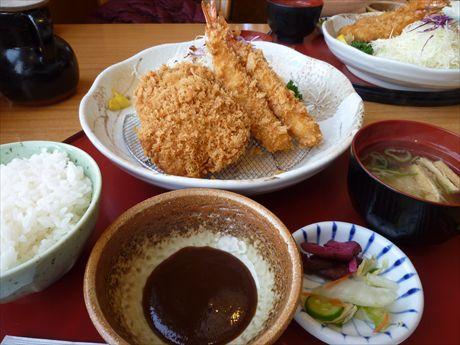 20140119 ③海老ヒレかつ膳inとんかつ とんよし_R