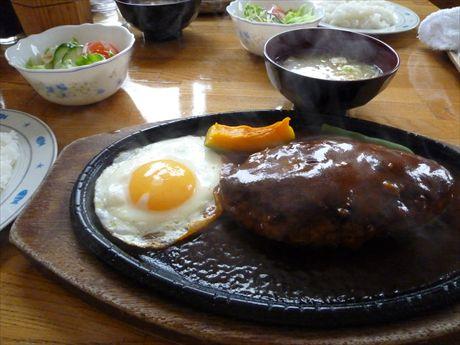 20140202 ⑤ハンバーグデミソースin大水食事や (5)_R