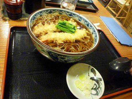 20140406 ⑤天ぷらそばinそば処 おたる茶屋_R