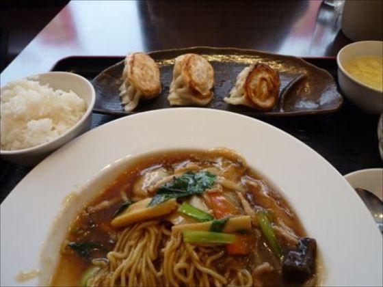 焼きそばと餃子Ain中華料理パンダ_R_R_R