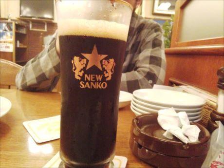 黒生ビール小ジョッキーinニュー三幸_R_R