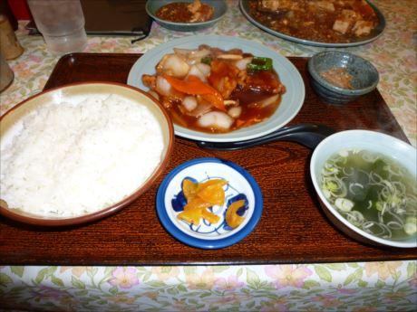 酢豚定食1in彩華_R