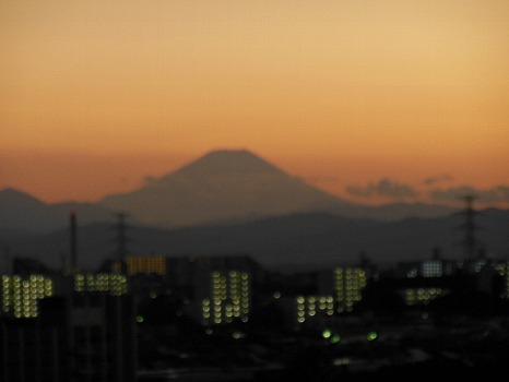 秋の富士B