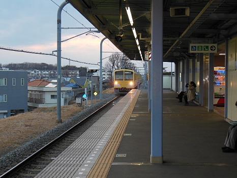 八坂駅から