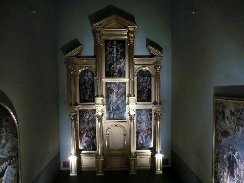 140930-大塚国際美術館⑥エル・グレコ-1