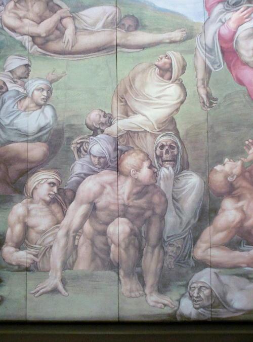 141002-大塚国際美術館⑬髑髏-1