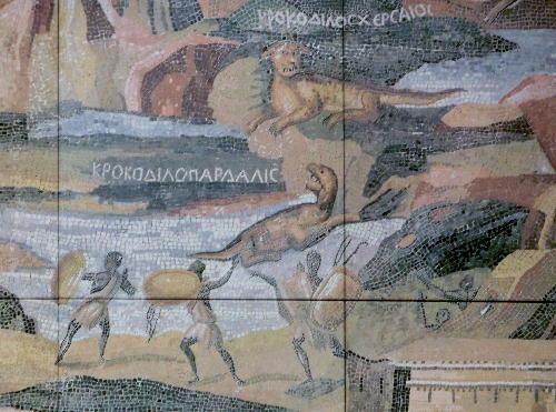 141004-大塚国際美術館⑪面白動物-2