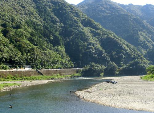 141015-名越屋沈下橋-4