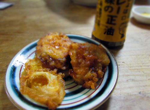 カレー風味の正油2