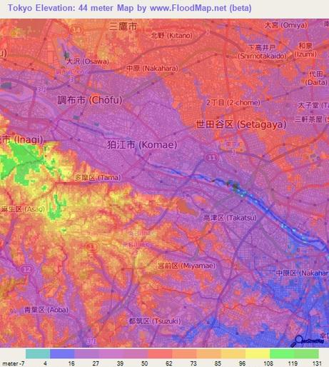 東京高度地図