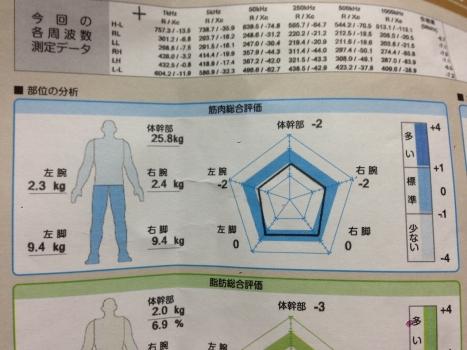 筋肉総合評価