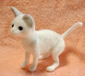 オーダーグレー猫20140315 009