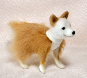 20140426柴犬制作中 004
