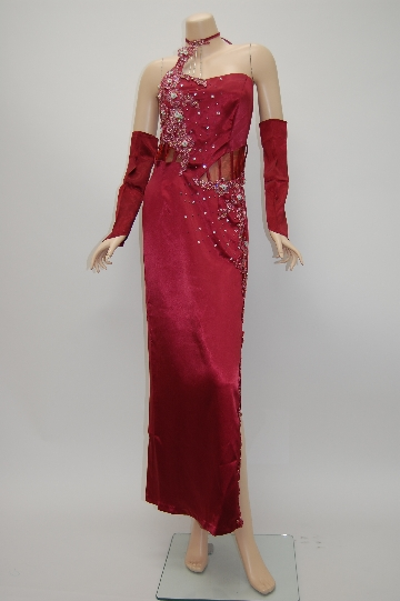 Cute Rose付 ロングドレス