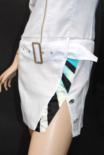 クールセクシー オールインワン ショートドレス