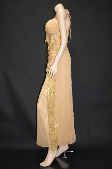 アラビアンガール ロングドレス